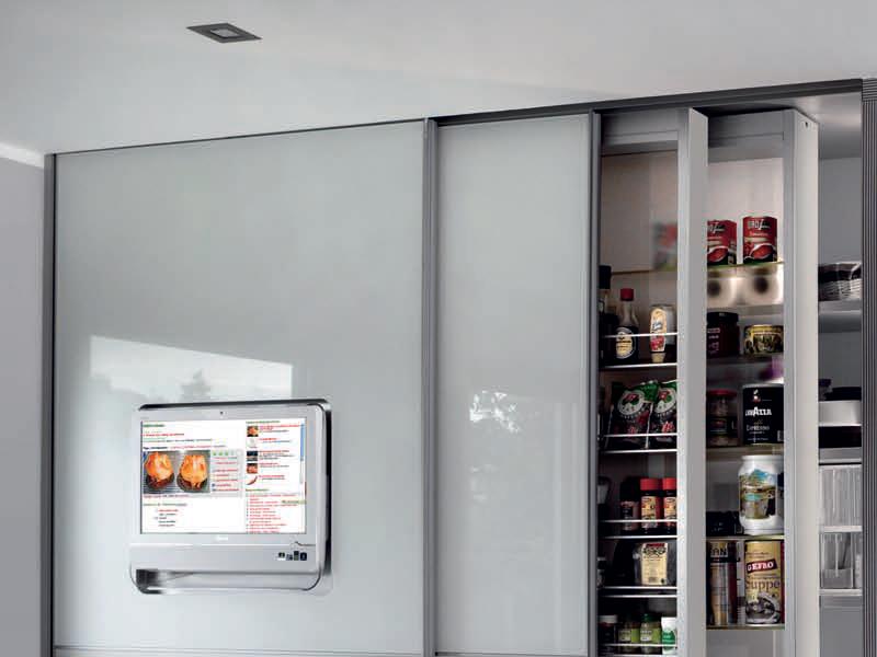 Schiebetür Küchenschrank | harzite.com
